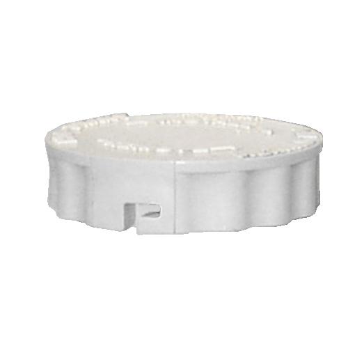 capuchon pour base amovible font blanc