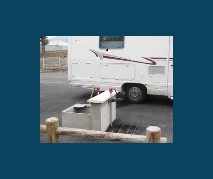 robinet Fermeture automatique aire camping car copy